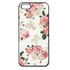 Downloadv Apple Iphone 5 Seamless Case (black) by MaryIllustrations