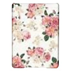 Pink And White Flowers  Ipad Air Hardshell Cases by MaryIllustrations