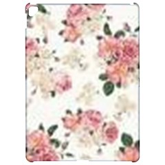 Pink And White Flowers  Apple Ipad Pro 12 9   Hardshell Case by MaryIllustrations