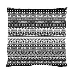 Aztec Influence Pattern Standard Cushion Case (two Sides) by ValentinaDesign