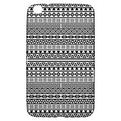 Aztec Influence Pattern Samsung Galaxy Tab 3 (8 ) T3100 Hardshell Case  by ValentinaDesign