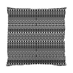 Aztec Influence Pattern Standard Cushion Case (one Side) by ValentinaDesign