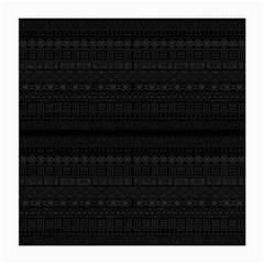 Aztec Influence Pattern Medium Glasses Cloth (2 Side) by ValentinaDesign