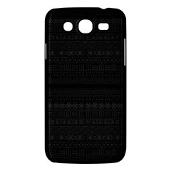 Aztec Influence Pattern Samsung Galaxy Mega 5 8 I9152 Hardshell Case  by ValentinaDesign