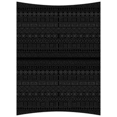 Aztec Influence Pattern Back Support Cushion