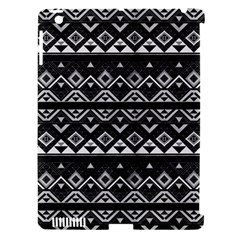 Aztec Influence Pattern Apple Ipad 3/4 Hardshell Case (compatible With Smart Cover) by ValentinaDesign