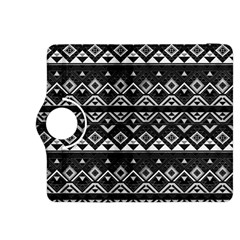Aztec Influence Pattern Kindle Fire Hdx 8 9  Flip 360 Case by ValentinaDesign
