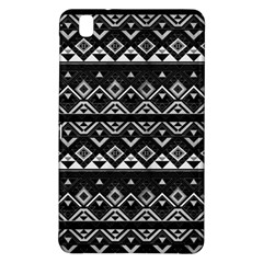 Aztec Influence Pattern Samsung Galaxy Tab Pro 8 4 Hardshell Case by ValentinaDesign