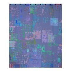 Abstract Art Shower Curtain 60  X 72  (medium)  by ValentinaDesign