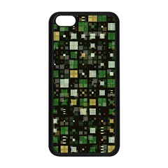 Small Geo Fun C Apple Iphone 5c Seamless Case (black) by MoreColorsinLife