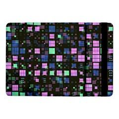 Small Geo Fun B Samsung Galaxy Tab Pro 10 1  Flip Case by MoreColorsinLife