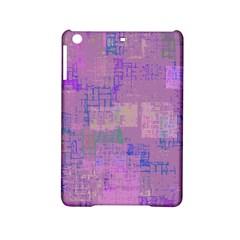 Abstract Art Ipad Mini 2 Hardshell Cases by ValentinaDesign