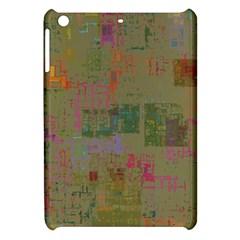 Abstract Art Apple Ipad Mini Hardshell Case by ValentinaDesign
