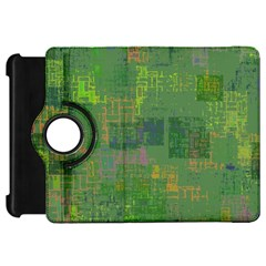 Abstract Art Kindle Fire Hd 7  by ValentinaDesign
