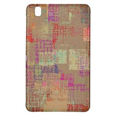 Abstract Art Samsung Galaxy Tab Pro 8 4 Hardshell Case by ValentinaDesign