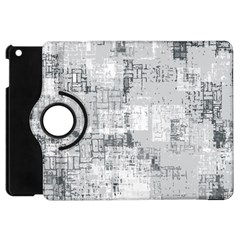 Abstract Art Apple Ipad Mini Flip 360 Case by ValentinaDesign