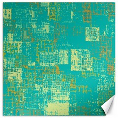 Abstract Art Canvas 16  X 16   by ValentinaDesign
