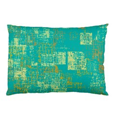 Abstract Art Pillow Case (two Sides) by ValentinaDesign