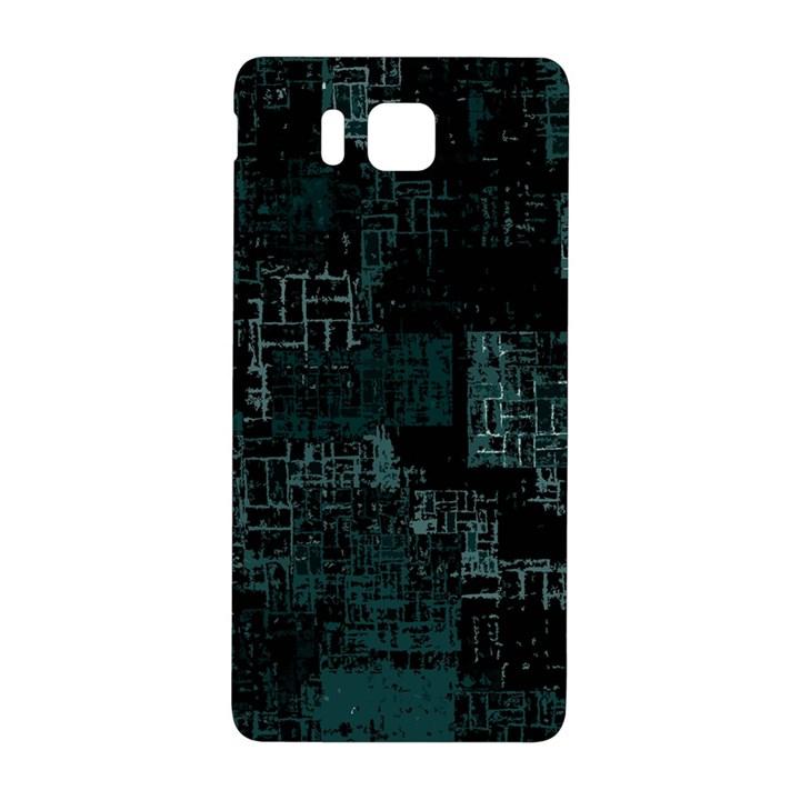 Abstract art Samsung Galaxy Alpha Hardshell Back Case