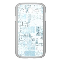 Abstract Art Samsung Galaxy Grand Duos I9082 Case (white) by ValentinaDesign