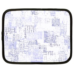 Abstract Art Netbook Case (large) by ValentinaDesign