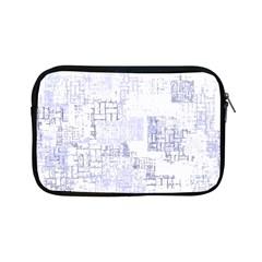 Abstract Art Apple Ipad Mini Zipper Cases by ValentinaDesign