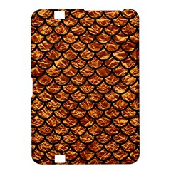 Scales1 Black Marble & Copper Foil (r) Kindle Fire Hd 8 9  by trendistuff