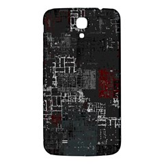 Abstract Art Samsung Galaxy Mega I9200 Hardshell Back Case by ValentinaDesign