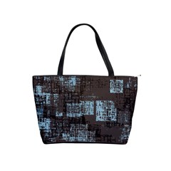 Abstract Art Shoulder Handbags by ValentinaDesign