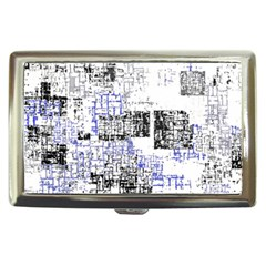 Abstract Art Cigarette Money Cases by ValentinaDesign