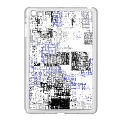 Abstract Art Apple Ipad Mini Case (white) by ValentinaDesign