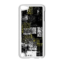 Abstract Art Apple Ipod Touch 5 Case (white) by ValentinaDesign