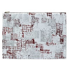 Abstract Art Cosmetic Bag (xxl)