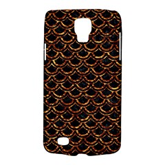 Scales2 Black Marble & Copper Foilscales2 Black Marble & Copper Foil Galaxy S4 Active by trendistuff
