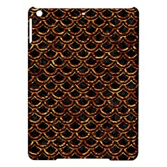 Scales2 Black Marble & Copper Foilscales2 Black Marble & Copper Foil Ipad Air Hardshell Cases by trendistuff