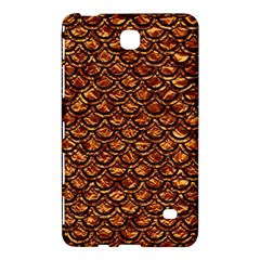 Scales2 Black Marble & Copper Foil (r) Samsung Galaxy Tab 4 (8 ) Hardshell Case  by trendistuff