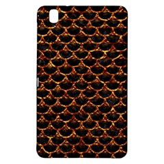 Scales3 Black Marble & Copper Foil Samsung Galaxy Tab Pro 8 4 Hardshell Case by trendistuff