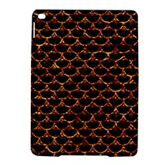 Scales3 Black Marble & Copper Foil Ipad Air 2 Hardshell Cases by trendistuff