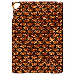 Scales3 Black Marble & Copper Foil (r) Apple Ipad Pro 9 7   Hardshell Case by trendistuff