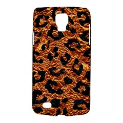 Skin5 Black Marble & Copper Foil Galaxy S4 Active by trendistuff
