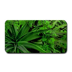 Vivid Tropical Design Medium Bar Mats by dflcprints