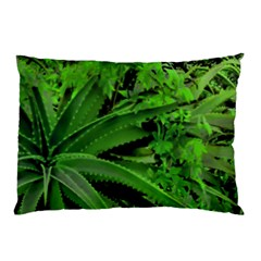 Vivid Tropical Design Pillow Case by dflcprints
