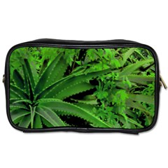 Vivid Tropical Design Toiletries Bags by dflcprints