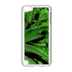 Vivid Tropical Design Apple Ipod Touch 5 Case (white) by dflcprints