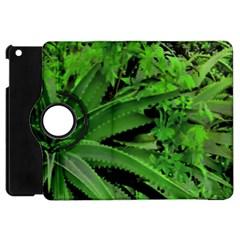 Vivid Tropical Design Apple Ipad Mini Flip 360 Case by dflcprints