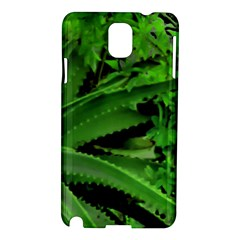 Vivid Tropical Design Samsung Galaxy Note 3 N9005 Hardshell Case by dflcprints