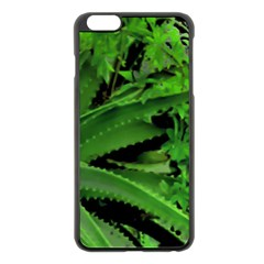 Vivid Tropical Design Apple Iphone 6 Plus/6s Plus Black Enamel Case by dflcprints