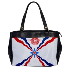 Assyrian Flag  Office Handbags by abbeyz71