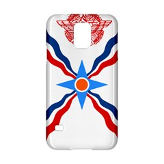 Assyrian Flag  Samsung Galaxy S5 Hardshell Case  by abbeyz71