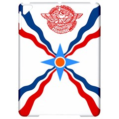 Assyrian Flag  Apple Ipad Pro 9 7   Hardshell Case by abbeyz71